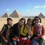 Giza Pyramids & Saladin Citadel of Cairo Day Trip