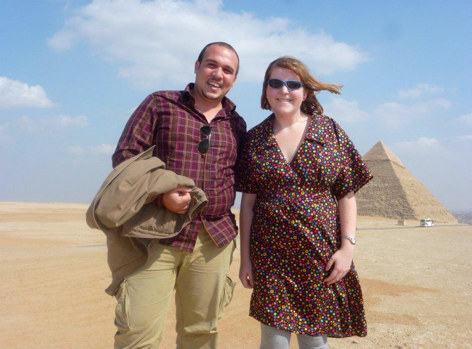 Giza Pyramids & Sphinx Day Trip