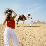 Pyramids of Giza & Felucca Ride Day Trip